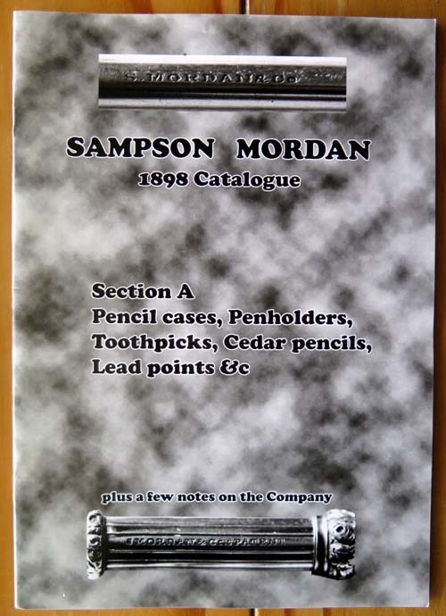 "BOOK: ""THE 1898 SAMPSON MORDAN CATALOGUE"""