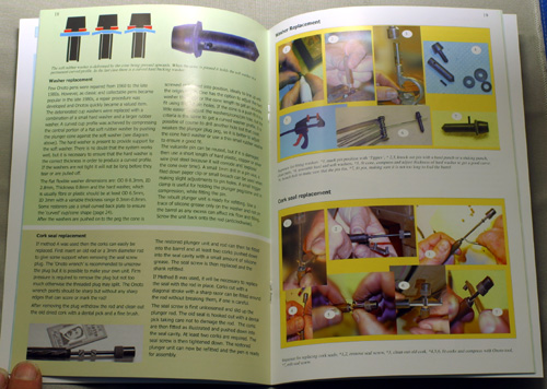 NEW BOOK:  ONOTO PEN REPAIR BY CROOK, HULL, MARSHALL AND OLDFIELD