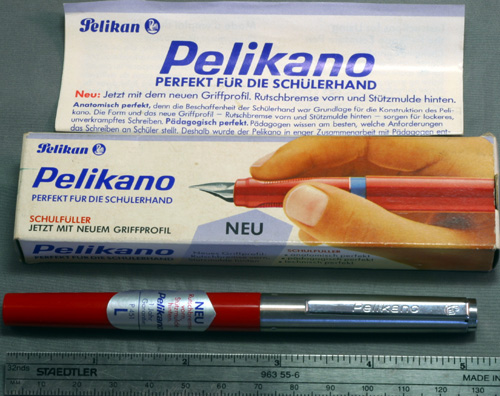 INEXPENSIVE PELIKAN FOUNTAIN PEN