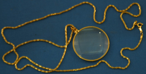 5X NECKLACE MAGNIFIER