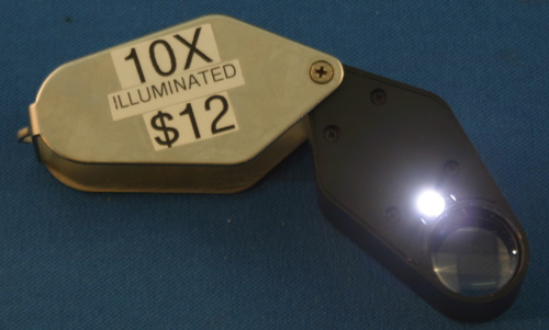 LED Pocket Loupe