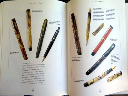 "JONATHAN STEINBERG'S ""FOUNTAIN PENS - THE COLLECTOR'S GUIDE TO SELECTING, BUYING, AND ENJOYING NEW AND VINTAGE FOUNTAIN PENS"