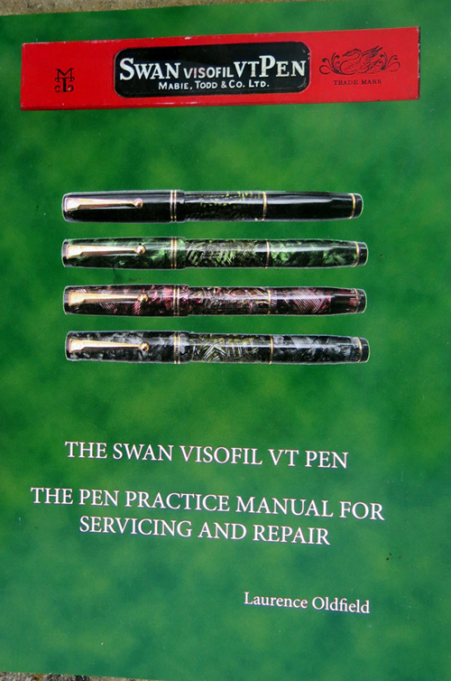 SWAN VISOFIL REPAIR MANUAL BY LAURENCE OLDFIELD