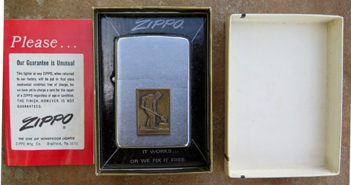 NEW OLD STOCK ZIPPO LIGHTER